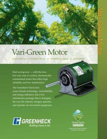 Vari-Green Motor