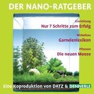 DER NANO-RATGEBER - Dennerle
