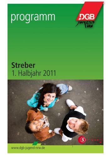 Streber 1 Halbjahr 2011 - Streber-Online