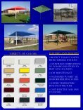 standard Sizes - Victory Awning - Page 2