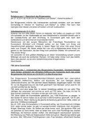 Unsere Heimat - 5. Ausgabe 2011.pages - Bürgerverein Duvenstedt ...