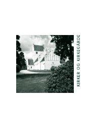 Kirker og Kirkegårde - Kirkeministeriet