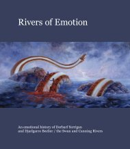 Rivers of Emotion - ARC Centre of Excellence for the History of ...