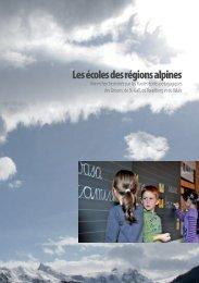 Les écoles des régions alpines - Schule alpin