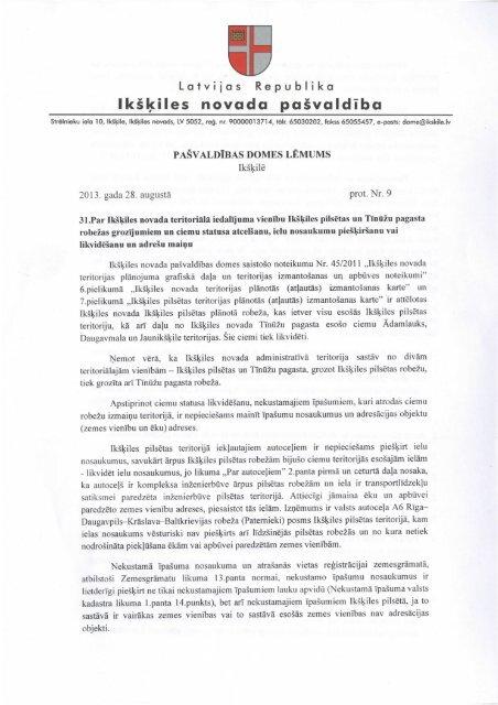 Lemums.pdf - Ikšķiles novada pašvaldība