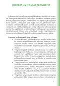 seniora ceļvedis aktīvai un veselīgai dzīvei - Latvijas Sarkanais Krusts - Page 6