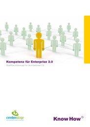 Kompetenz für Enterprise 2.0 - centrestage.de