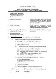 Pegawai Penerbitan - Jabatan Pendaftar - Universiti Sains Malaysia