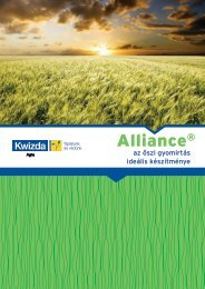 Alliance® - Kwizda
