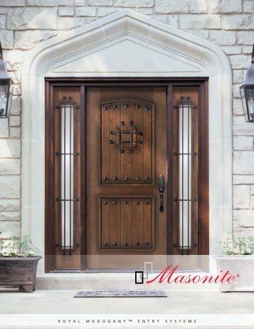 Masonite.com Magazines