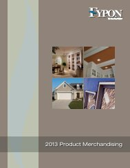 Merchandising Aids Brochure
