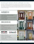 masonite fiberglass door collection - Page 2