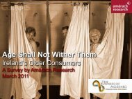 Age Shall Not Wither Them - Ageing Well Network
