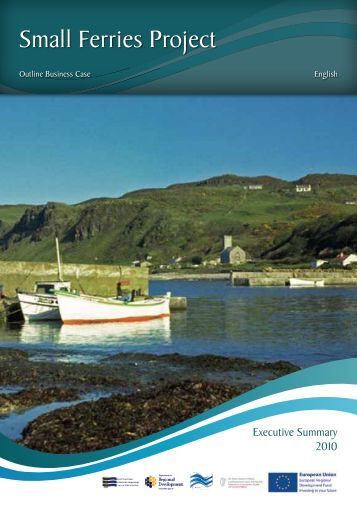 Small Ferries project - Outline Business Case