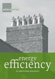 Energy Efficiency in Traditional Buildings - Dublin City Council