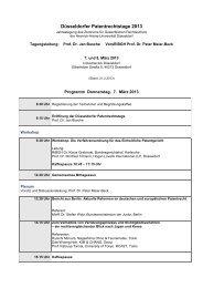 Programm - Zentrum für Gewerblichen Rechtsschutz