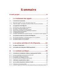 Rapport d'activité 2008 – Partie 2 - ISM Interprétariat
