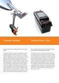Palkittu, suorituskykyinen sähköperämoottori. - Torqeedo - Page 4