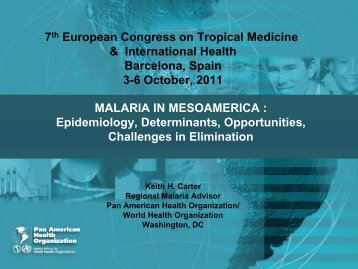 Download - 7th European Congress on Tropical Medicine ...