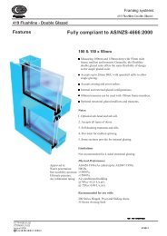 419 catalogue.indd - Khazma Aluminium Windows & Doors