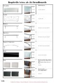 Kopfteile/têtes de lit/headboards - Schlafkomfort Soldberg - Page 6