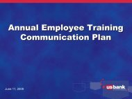 Annual Employee Training Communication Plan Annual Employee ...