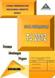 Nota Penerangan TJ 2012 - Lembaga Hasil Dalam Negeri