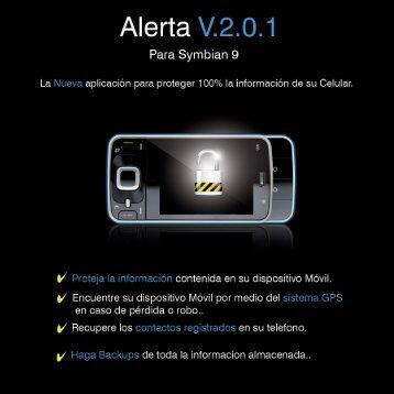 Descargar Manual Symbian - GSM Seguro