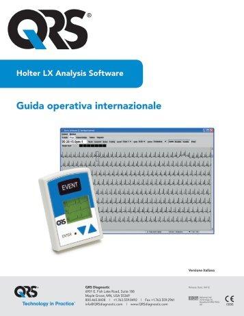 Guida operativa internazionale - QRS Diagnostic