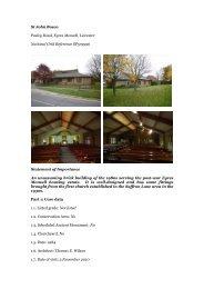 Leicester, Eyres Monsall, St John Bosco - Diocese of Nottingham