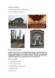 Swadlincote, SS Peter and Paul - Diocese of Nottingham
