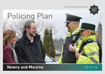 Local Policing Plan 2013-14