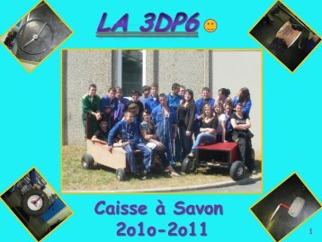Caisse à Savon 2o1o-2o11