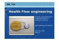 Health Flow engineering - Deerns
