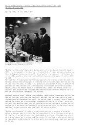 Press release (PDF) - Galerie Thomas Fischer