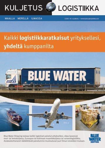 Kuljetus & Logistiikka 1 / 2015