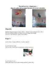 Le petit chaperon rouge - Www5.ac-lille.fr