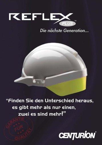 Die nächste Generation... PLUS - Centurion Safety Products