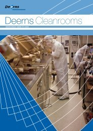 Deerns Cleanrooms