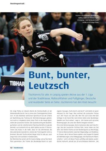 Bunt, bunter, Leutzsch