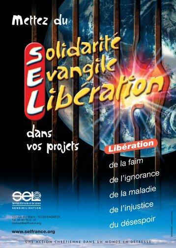 Affiche Liberation A3 - SEL