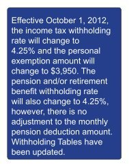 2012 Michigan Income Tax Withholding Guide ... - State of Michigan