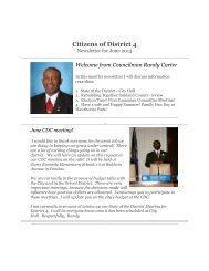 to Download the June 2013 Newsletter - City of Pontiac