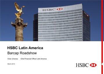 HSBC Latin America