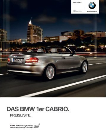 DAS BMW er CABRIO.