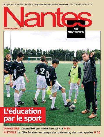 L'éducation par le sport - USEP Loire-Atlantique