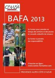 BAFA 2013.pdf - CEMEA Paca