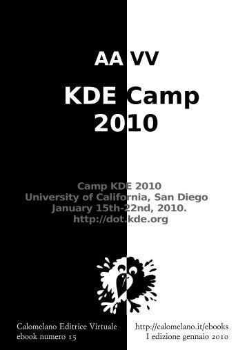 KDE Camp 2010 - Calomelano