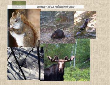 Lire le rapport de 2007 en format PDF - La fiducie foncière de la ...