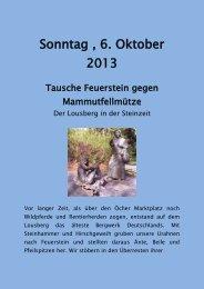 Sonntag 25 - Aachener Montessori Forum e.V.